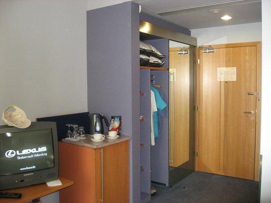 Holiday Inn Prague Congress Centre  Prague czech
