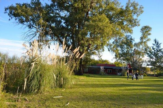 Hosteria de Campo Santa Maria : Parque