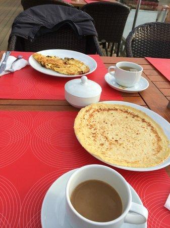 Ambassador Hotel: Made-to-Order Breakfast