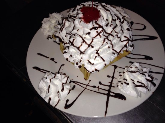 La Perla Tapatia: FRIED ICE CREAM