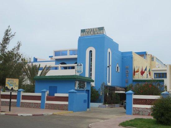 Hotel Bellevue: el hotel
