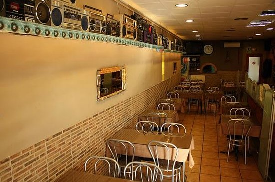 Pizzería Restaurant Rebato