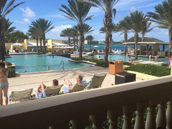 The Westin Dawn Beach Resort & Spa, St. Maarten: Pool