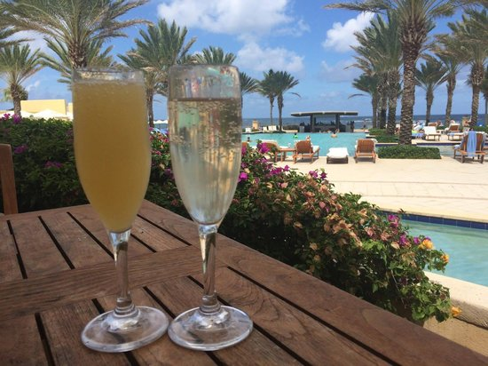 The Westin Dawn Beach Resort & Spa, St. Maarten: Sunday Brunch