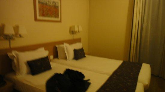 Citadines Didot Montparnasse: Bedroom