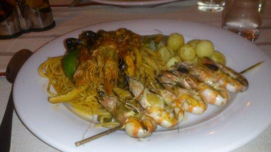 Restaurant Le Fort: Très propre, décoré avec beaucoup de goût dans un cadre typique, plats soignés et très savoureux