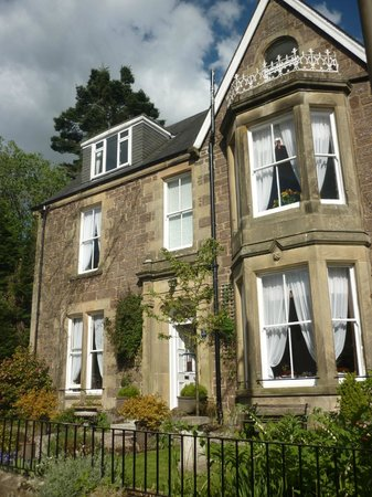 Annfield Guest House: le devant