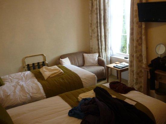 Annfield Guest House: la chambre où nous étions