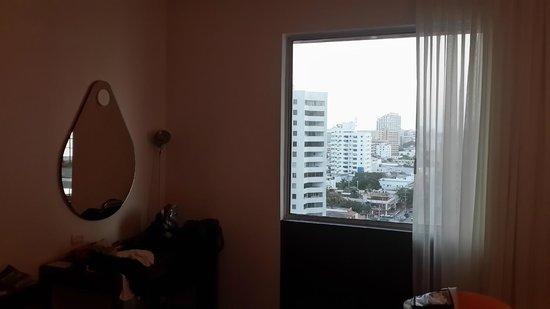 Hampton by Hilton Cartagena: Vista desde la habitación
