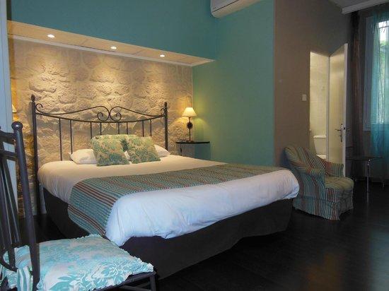Hotel Le Glacier : Club room 29 (Triple room)