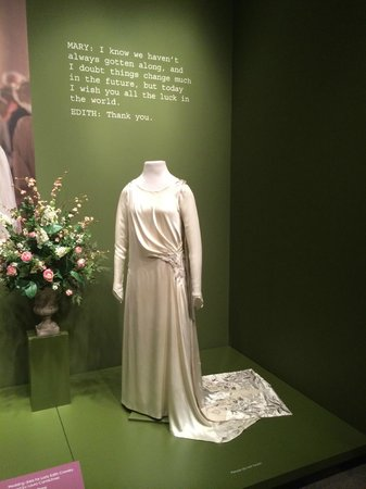 Winterthur Museum, Garden & Library: Edith's Wedding Dress