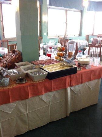 Hotel Villa Igea : Sala da pranzo, colazione