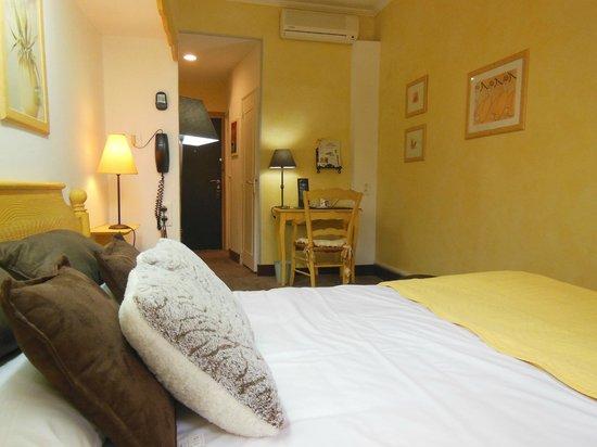 Hotel Le Glacier : Superior room 30