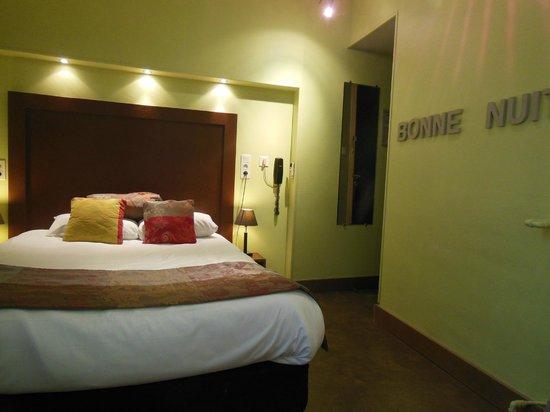 Hotel Le Glacier : Standart room 42