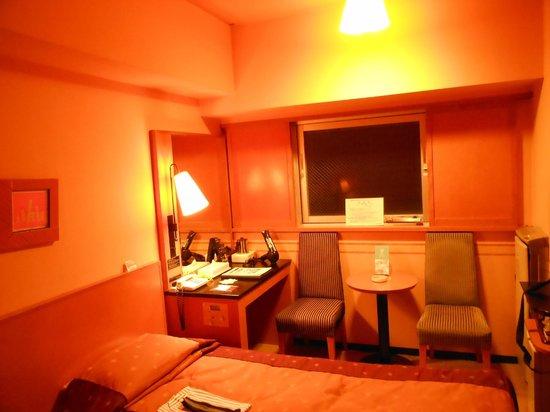 Hotel Listel Shinjuku: camera