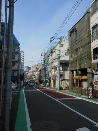 Hotel Listel Shinjuku: vietta tranquilla dell'albergo