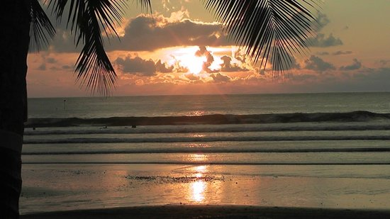 Jaco Laguna Resort & Beach Club : Jaco beach Sunset