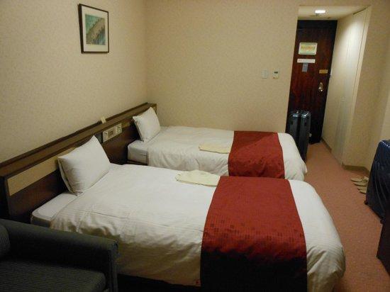 Hotel Keihan Kyoto Grande: camera