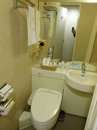 Hotel Keihan Kyoto Grande: bagno giapponese