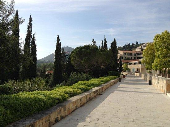 Sun Gardens Dubrovnik: Resort