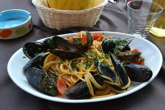 Ristorante L'Approdo : Spaghetto A Cozze