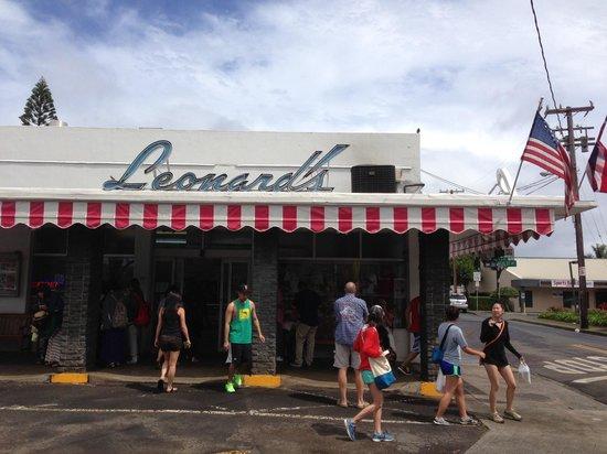 Leonard's Bakery: Leonard's  Honolulu