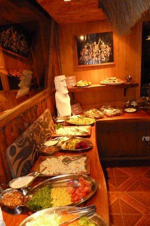 Te Ra'ai: Das Buffet aus der Erde