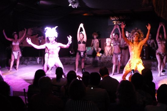 Te Ra'ai: Tanzshow