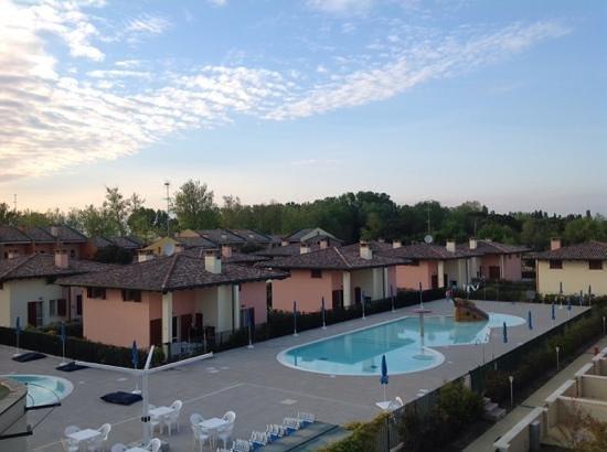 Airone Bianco Residence Village: panoramica