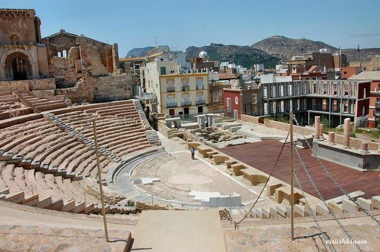 Teatro Romano: Римский театр