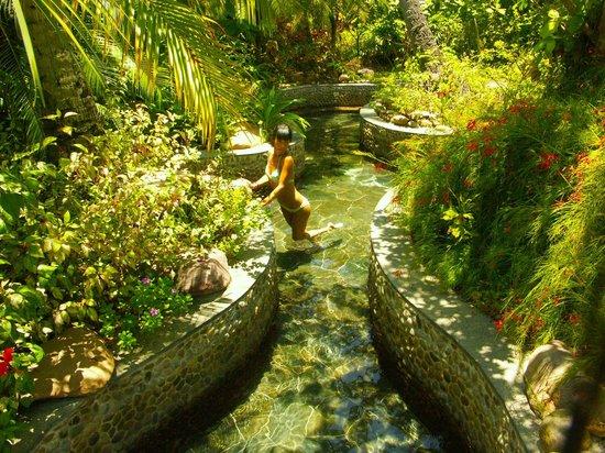 Sanya Zhujiang Nantian Spa: Очередные ванны