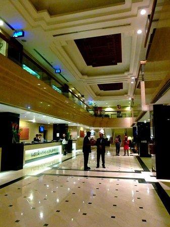 Melia Kuala Lumpur: Inside the hotel