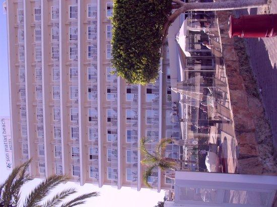 Hotel Son Matias Beach: hotel