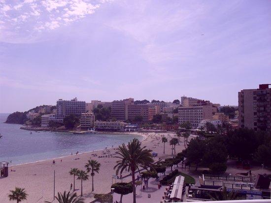 Hotel Son Matias Beach: view from balcony