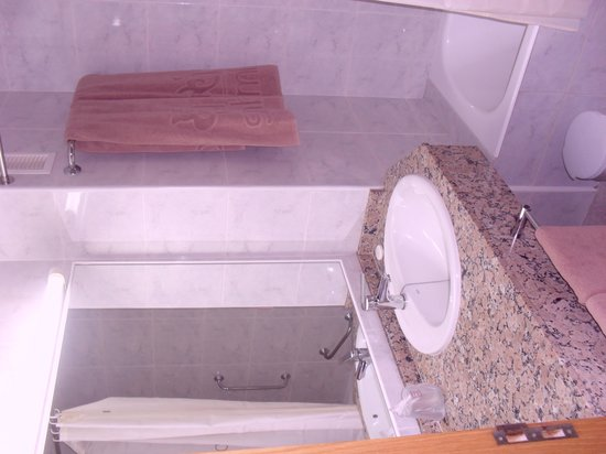 Hotel Son Matias Beach: bathroom