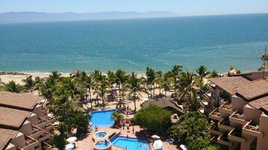 Friendly Vallarta All Inclusive Family Resort: vista