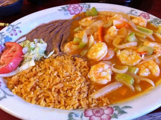 Jalisco's Mexican Restaurant No. 1: Variety of Seafood Dishes!