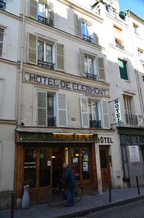 Le Grand Hôtel de Clermont : Hotel