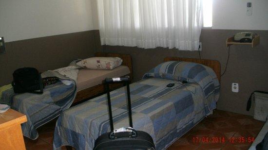 Hotel Real: sin persianas