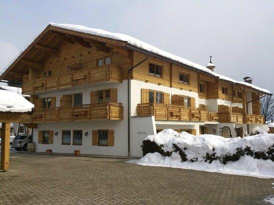 Gartenhotel Toni: Отель