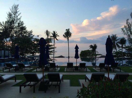 Hyatt Regency Phuket Resort: Am Pool