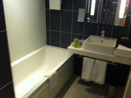 Novotel Suites Paris Issy les Moulineaux : clean !!