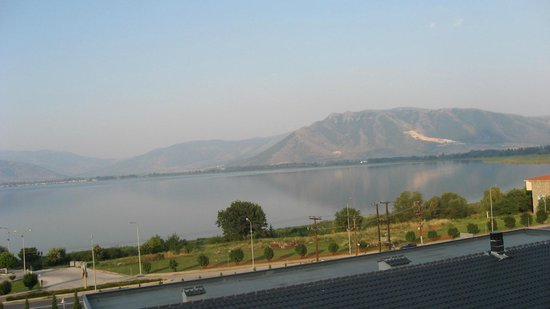 Limneon Resort & Spa: Limneon Resort Hotel  Kastoria Greece