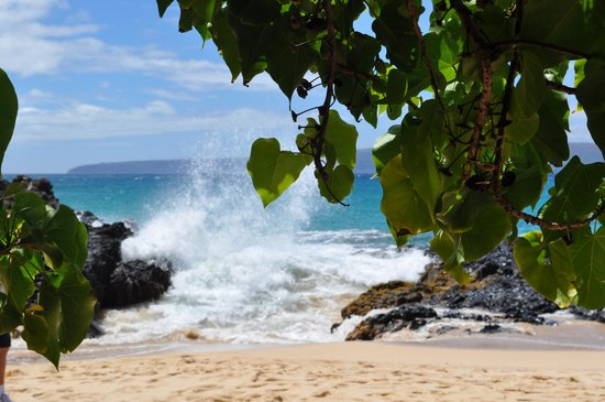 Wailea Beach : Secret Beach in Wailea, Maui