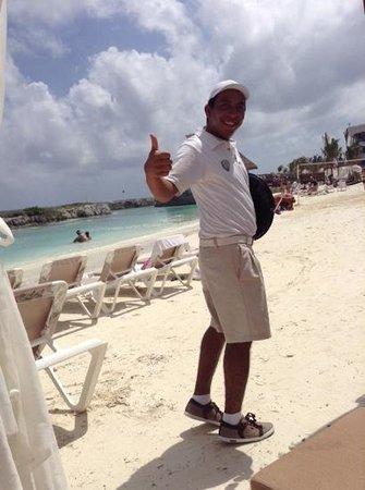 Hard Rock Hotel Riviera Maya : luis, cabana butler awesome