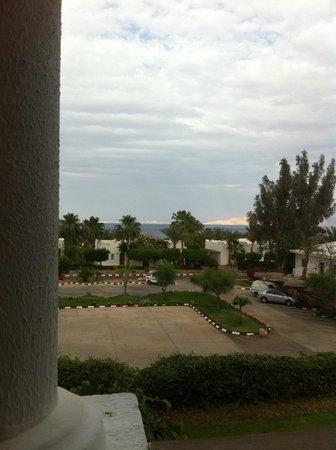 Domina Hotel & Resort Harem: Вид из номера