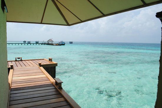 VOI Maayafushi Resort: camera
