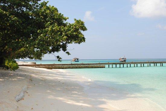 VOI Maayafushi Resort: villaggio