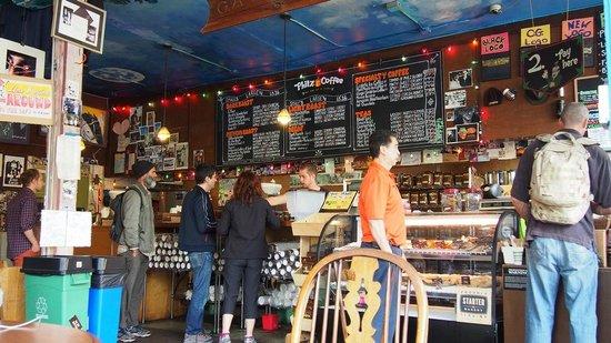 Mission District : Philz Coffee