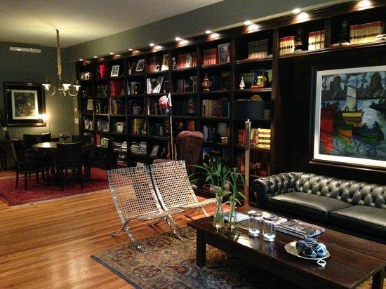 Legado Mitico: Biblioteca